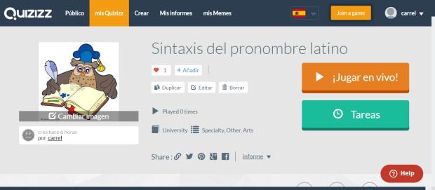 Quiz_Pronombre