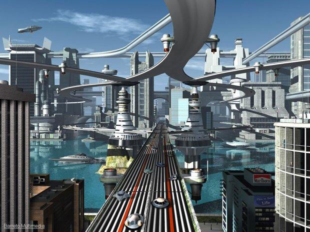 Resultado de imagen de imagen ciudad futuro educacion