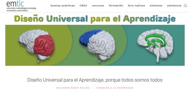Resultado de imagen de imagen alba pastor Diseño Universal para el Aprendizaje: Educación para todos y prácticas de Enseñanza Inclusivas