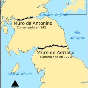 MURO ANTONINO