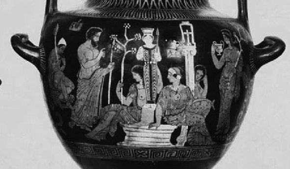 Resultado de imagen de imagen Melampus adivino mito